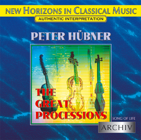Peter Hübner, The Great Processions