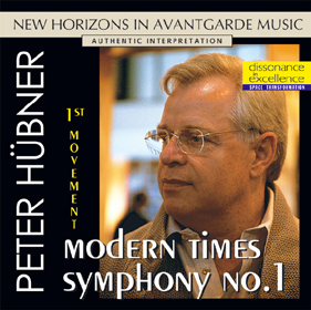 Peter Hübner, Modern Times Symphony – 1th Movement