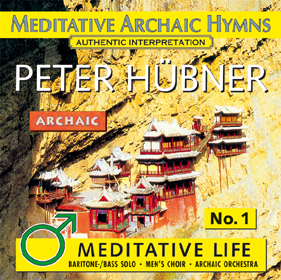 Peter Hübner, Meditative Life - Men's Choir No. 1