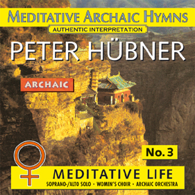 Peter Hübner, Meditative Life - Women's Choir No. 3