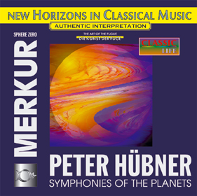 Symphonies of the Planets – Mercury
