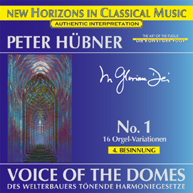 Peter Hübner, Voice of the Domes No. 4