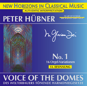 Peter Hübner - Voice of the Domes No. 14