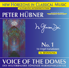 Peter Hübner - Voice of the Domes No. 16