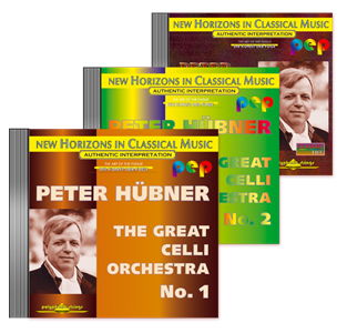 Peter Hübner, Cellokoncert No. 1